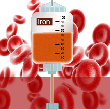 97] Intravenous (IV) iron for severe iron deficiency
