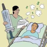 [120] Profilaxis de rutina del TEV, ¿hay un beneficio neto en salud?
